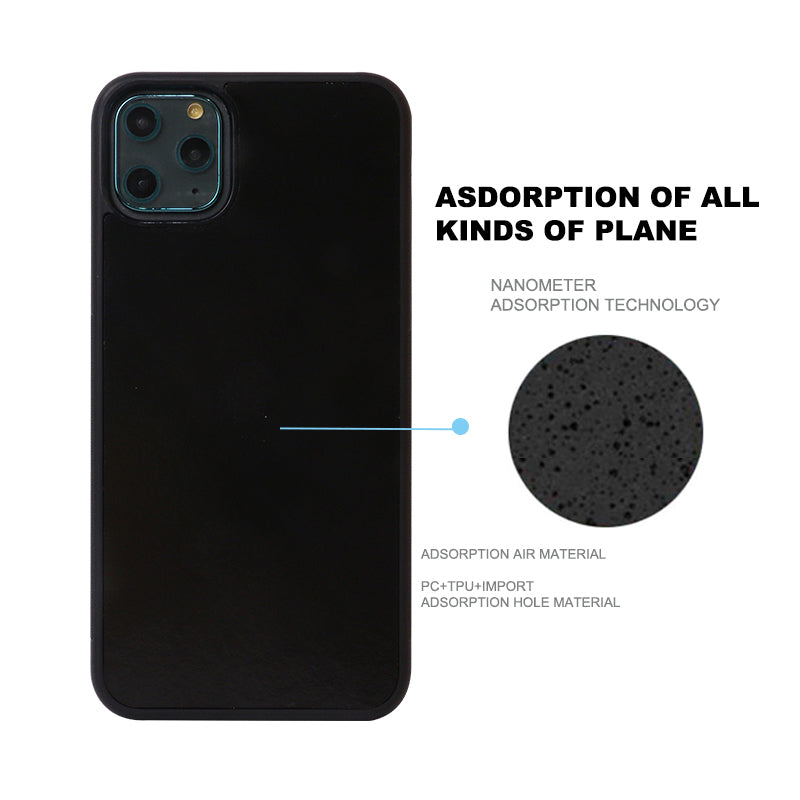 Anti Gravity Mobile Phone Bag Case For iPhone 11 Pro Max Xs xr x 7 8 - Cheap Phone Case