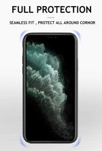 iPhone X XS 11 Pro Max 6 6s 7 8 Plus XR XS Cover Silicone Accessories - Actual Phone Case