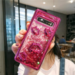 Sexy Lips Girl Kiss Cover Funds For Samsung S7 S7E S8 s9 Plus S10 Plus - Actual Phone Case