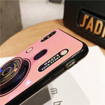 Fashion Camera  Phone Case For iPhone 11 XR XS 7 8 Plus Case Silicone - Cheap Phone Case