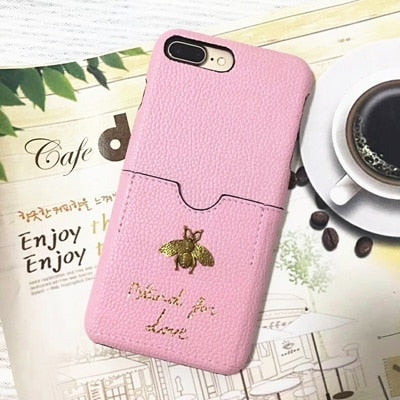 Luxury Card soft 11 pro max case for iphone 7 8plus X XR XS Max cover - Cheap Phone Case