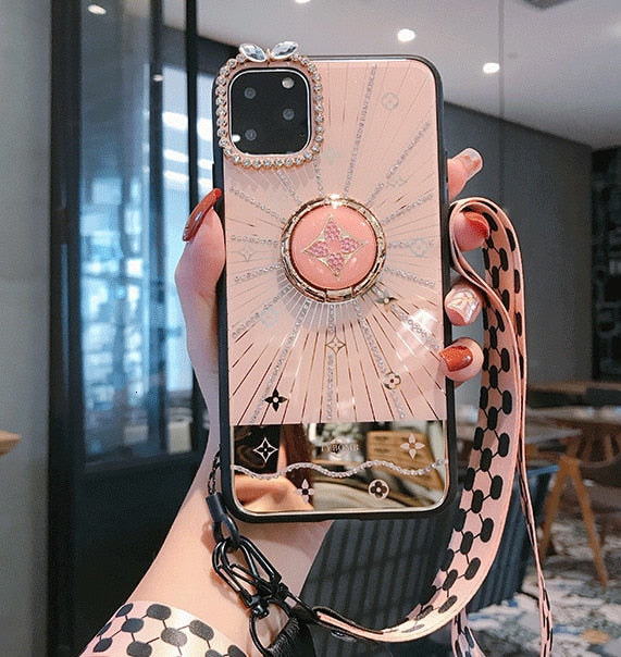 Women's fashion case for iPhone 11 Pro 7 8 6 6S plus x XS XR XS Max - Actual Phone Case