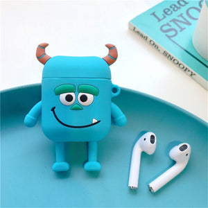 Mini Tote Bag Portable Shockproof Headphone Case for Apple Airpods 1/2 - Cheap Phone Case