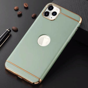Luxury Shockproof Hard Pc Case For Iphone 11 Pro Xs Max Xr X 8 7 case - Cheap Phone Case