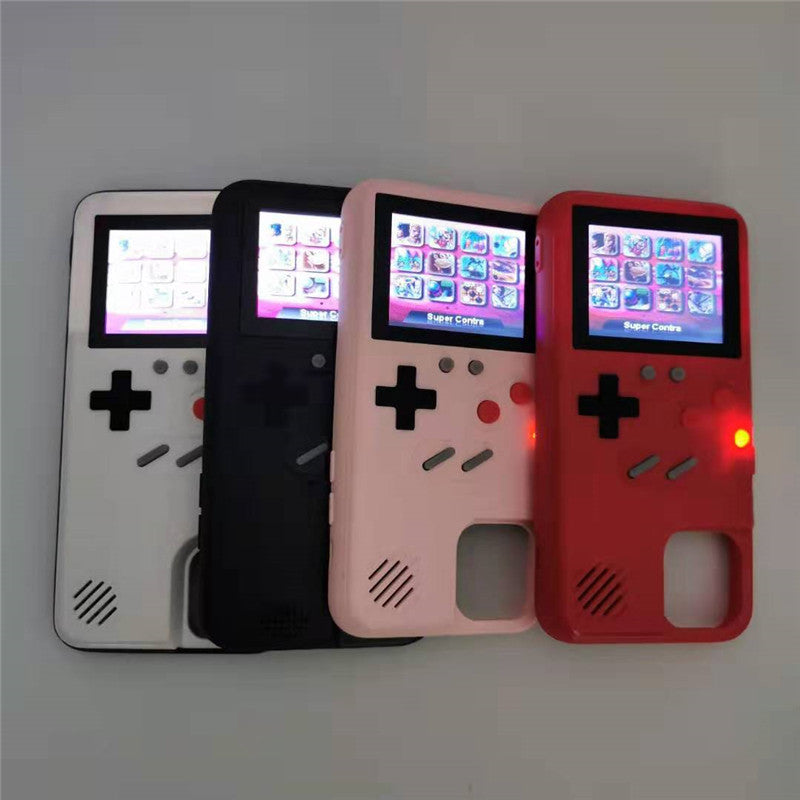 Case For iPhone Game boy Cover for iPhone 11 Pro Max Xs Max X 7 8 Plus - Actual Phone Case