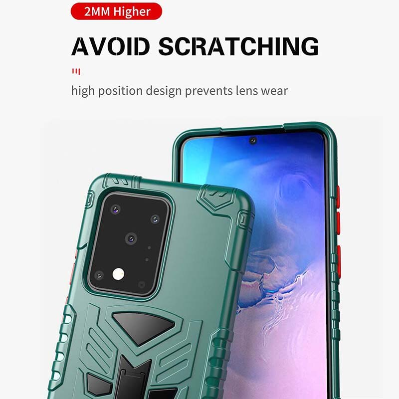 Case For Samsung Galaxy S20 S10 5G S20 plus Note 10 Plus Phone Cover - Actual Phone Case