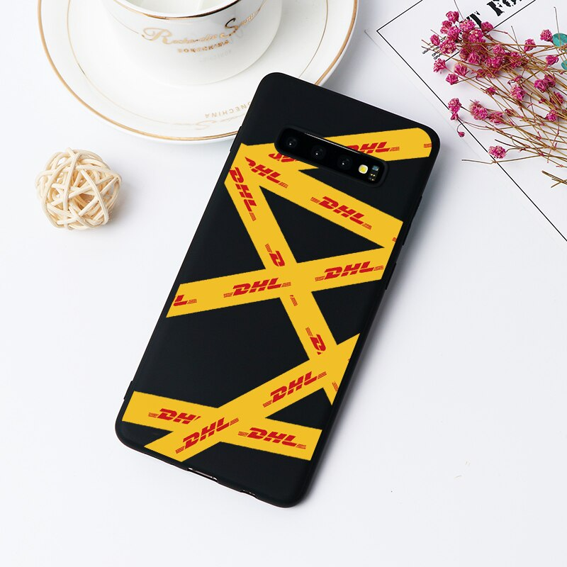 Cover For Samsung Galaxy S20 S10 S9 S10e Note 9 10 Plus Case - Actual Phone Case