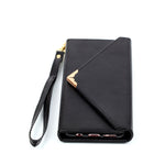 Leather Envelope Case For Samsung Note 10 Plus 9 8 S9 S8 S10 Plus - Actual Phone Case