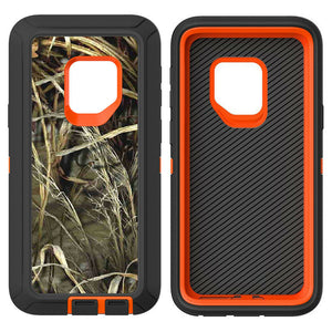 For Samsung Galaxy S8 S9 S10 Plus S10 Note 9 8 Camo Shockproof Case - Actual Phone Case
