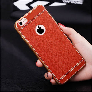 Luxury Gold Plating case for iPhone 11 Pro Max X XS MAX XR 8 7 7 Plus - Actual Phone Case