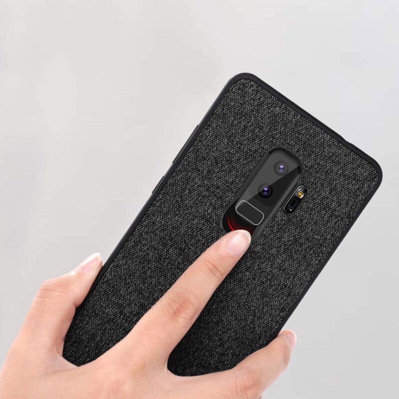 For Samsung Galaxy S9 plus s7  case cover shockproof protective S9+ - Actual Phone Case