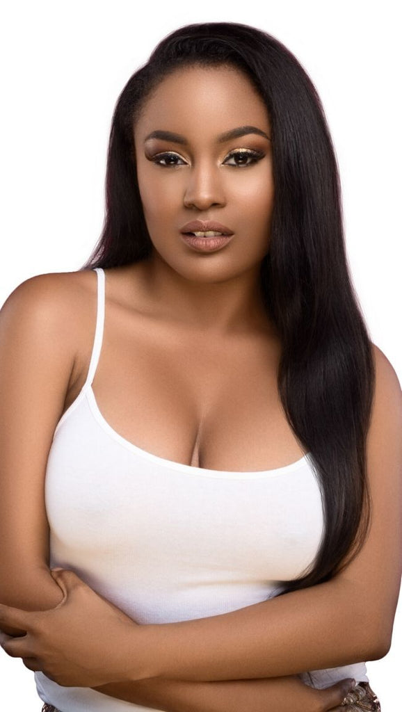 Indonesian Natural Wave 6x6 Lace Closure Wig