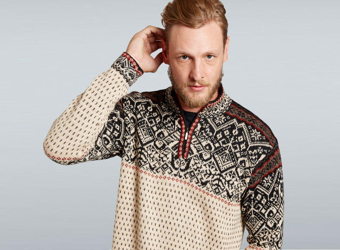 Men's Alpaca Jumpers and Cardigans