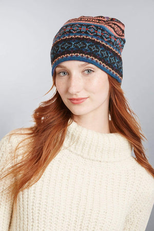 Invisible World Alpaca Hat or Beanie Isa Alpaca Hat