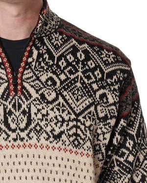 Invisible World Men's Pullover Max Men's Nordic Alpaca Jumper
