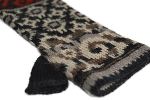 Volga Women's Fingerless Alpaca Gloves