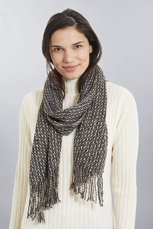 Women's Super Cozy Hypoallergenic Cotton Scarves For Winter