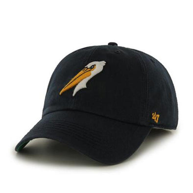 Myrtle Beach Pelicans 47 BRAND NAVY ALTERNATE FRANCHISE CAP