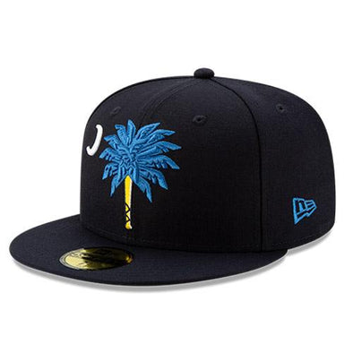 Myrtle Beach Pelicans NEW ERA 59FIFTY ON FIELD PALMETTO STATE CAP