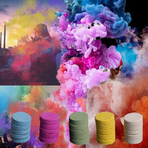 🎃Halloween Big Sale👻</br>COLOUR SMOKE BOMB</br>Buy More Get More💥
