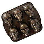 Load image into Gallery viewer, Skull Pizza Cake Mold (BUY 2 FREE SHIPPING)