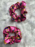 Island Vybe Collection- Hair Scrunchies