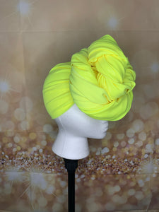 All Eyes On We Neon Collection-Headwrap