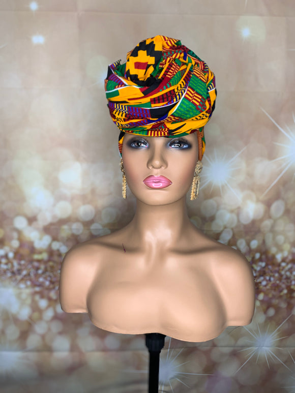 Mama Africa Collection-Headwrap