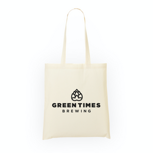 GREEN TIMES TOTE BAG