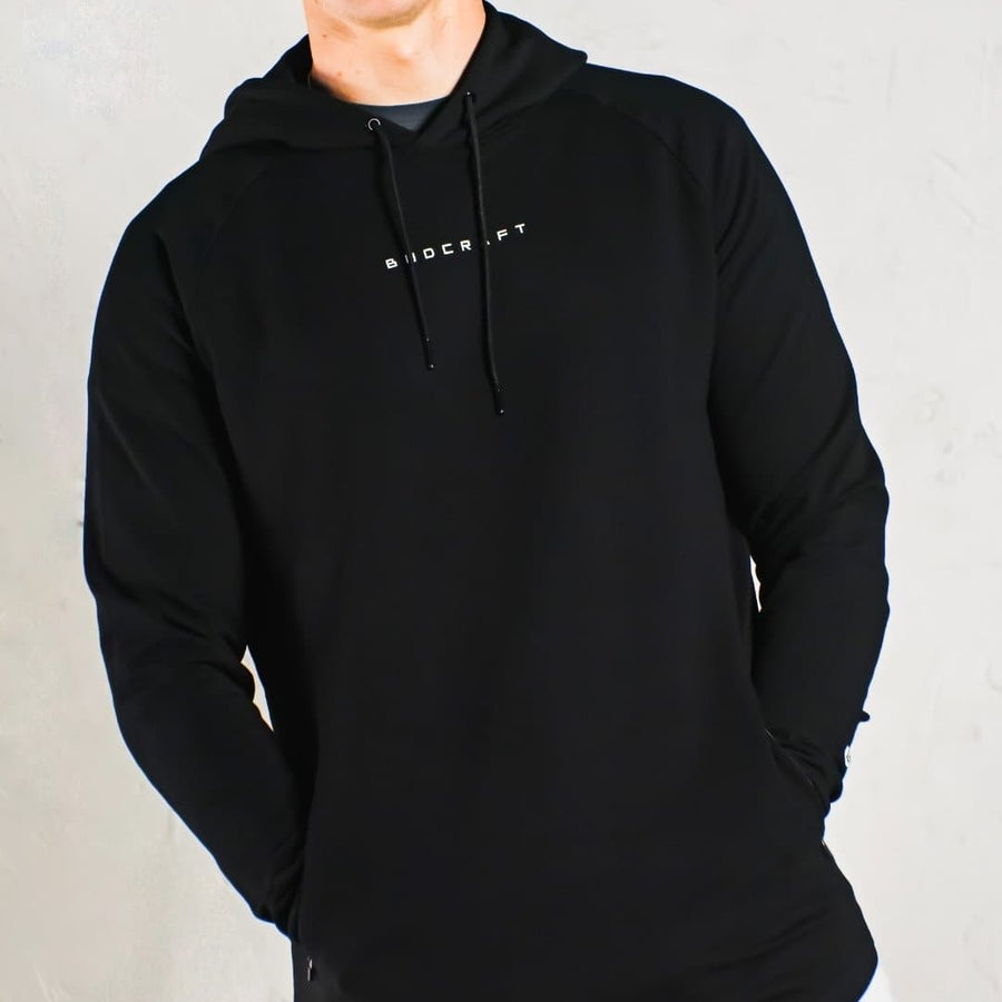 Origin Performance Ragland Hoodie - Midnight Black - Bodcraft
