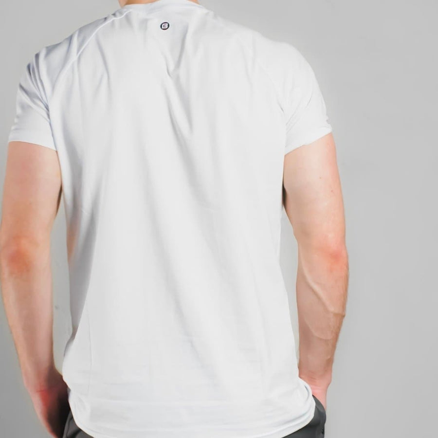 Origin Performance Short Sleeve - Blizzard White - Bodcraft