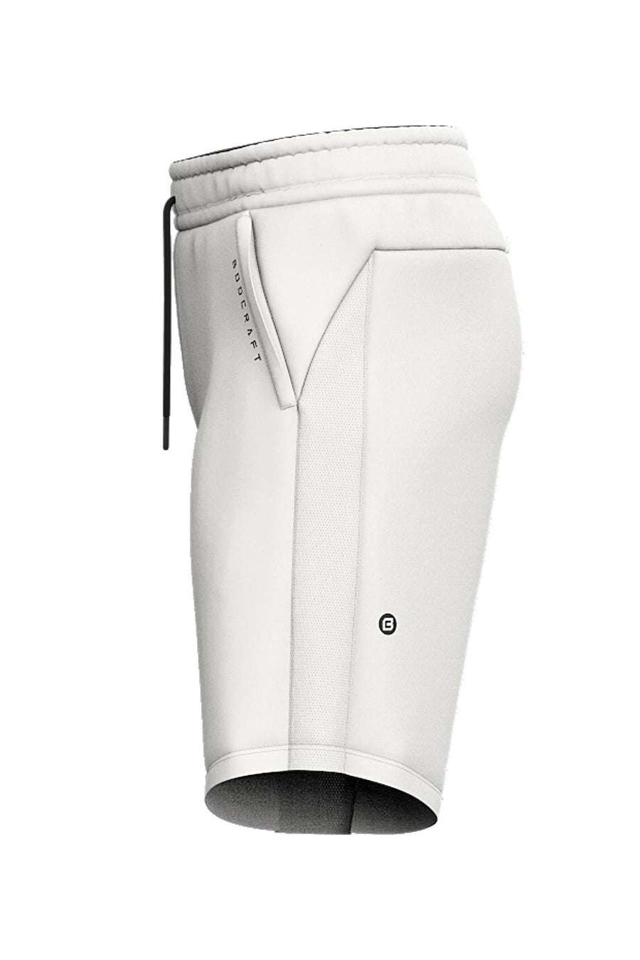 Origin Performance Shorts - Blizzard White - Bodcraft