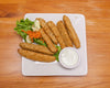 Fried Pickle Spears $9.95