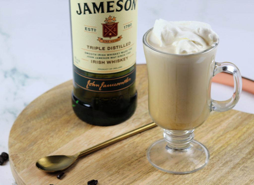 Irish Coffee $11.50