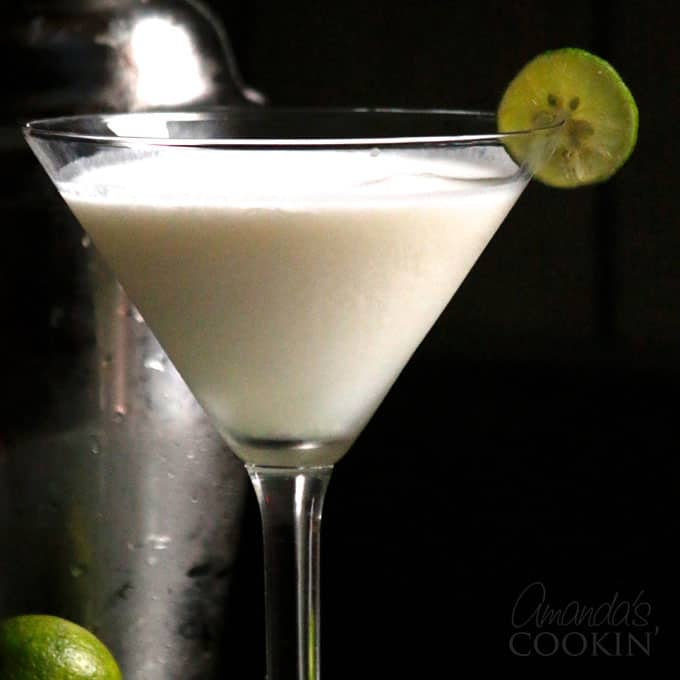 Key Lime Pie Martini $10.95