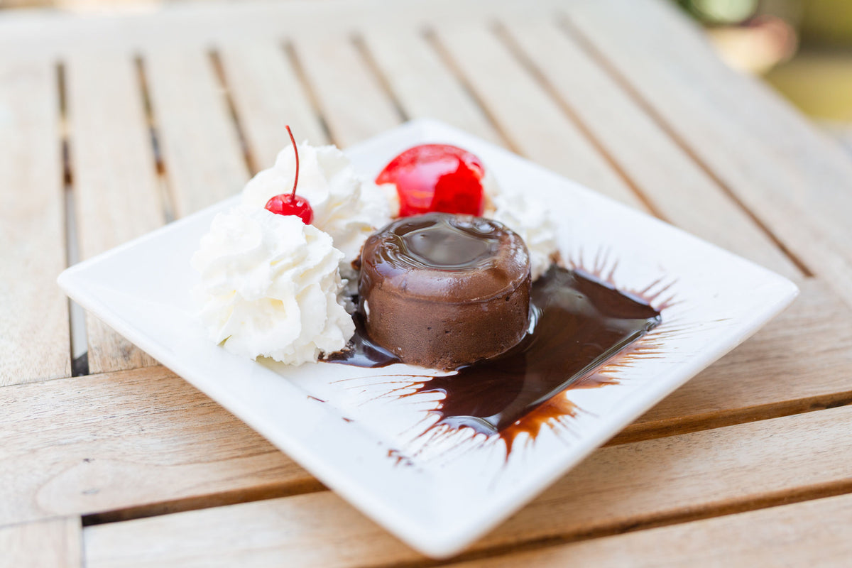 Chocolate Lava Cake $8.75