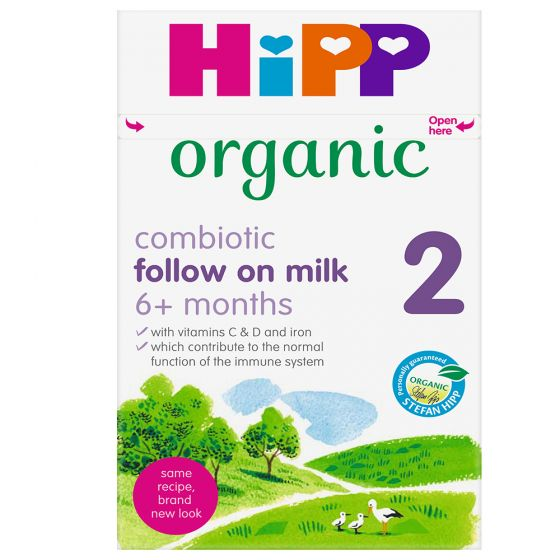 Hipp UK stage 2 Follow on formula (6+ months)