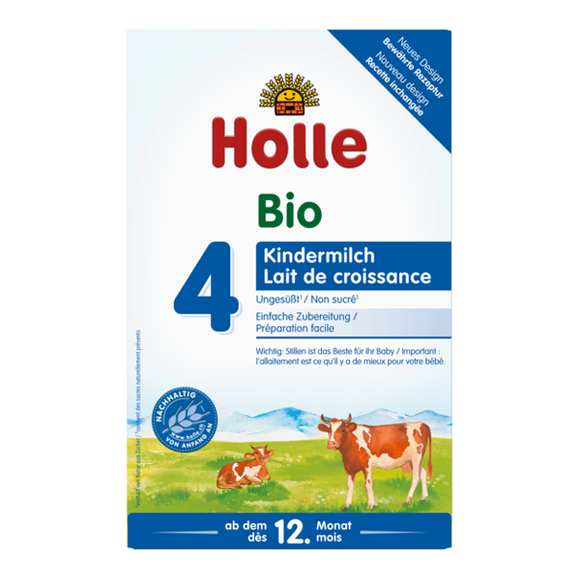 Holle stage 4 Toddler formula (12+ months)