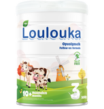 Loulouka Organic stage 3 Follow on formula (10+ months) 900 gram DHA