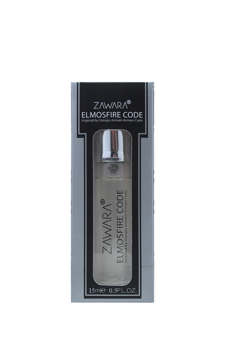 Pocket Perfume - Elmosfire Code 15ML