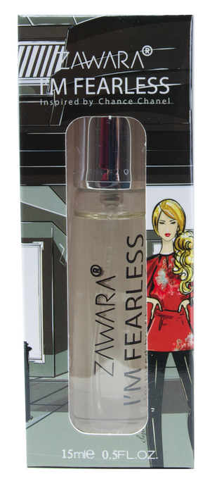 Pocket Perfume - Im Fearless 15ML