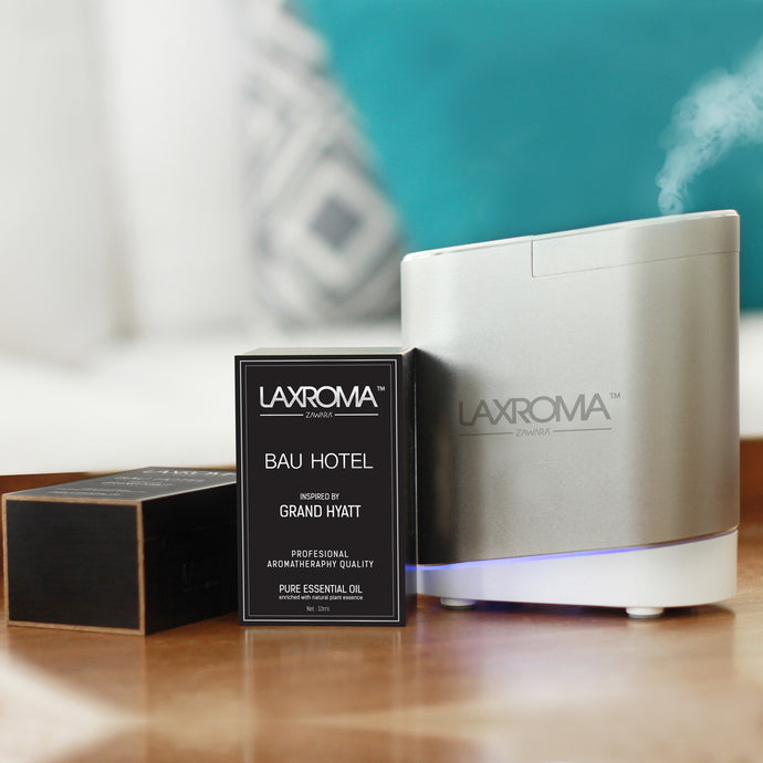 Laxroma Essential Oil - Grand Hyatt