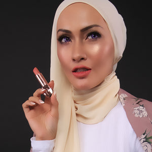 LIPSTICK MATTE NUDE HEAVENLY 01