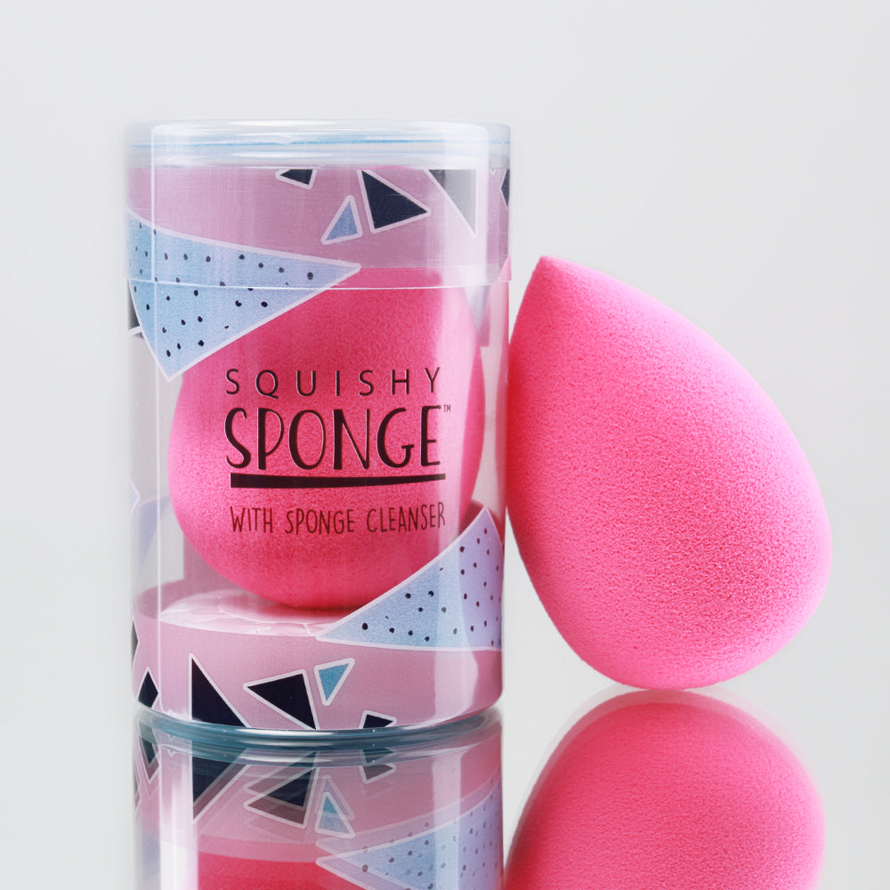 Squishy Sponge with Cleanser