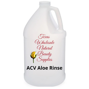 ACV Apple Cider Vinegar Aloe Vera Rinse