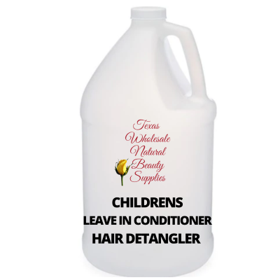 Children's Leave In Conditioner | Detangler (Bulk)
