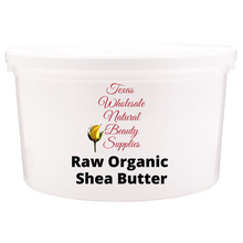Load image into Gallery viewer, Raw Virgin Organic Shea Butter