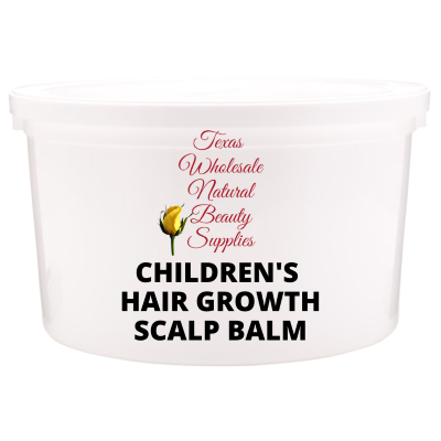 Children Hair Growth Scalp Balm (Bulk)