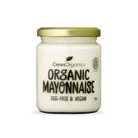Ceres Organics Egg-Free Vegan Mayonnaise