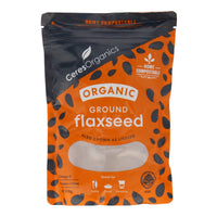 Ceres Organics Flaxseed Ground
